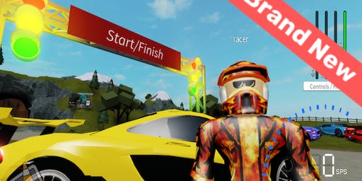 Roblox: Race Car Legends - Holiday Coding Camp for Kids