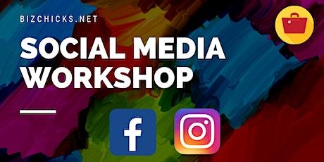 The Social Media Workshop tickets