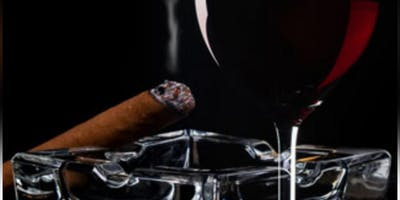 Wine & Cigar Networking Event