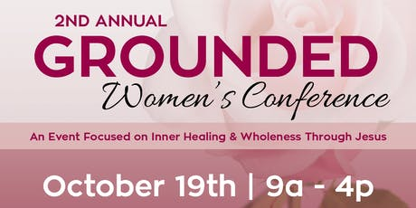 2nd Annual Women's Grounded Conference tickets