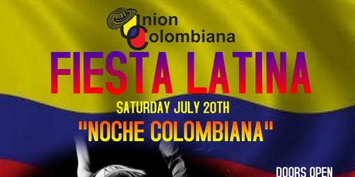"Fiesta Latina ""Colombian Night"""