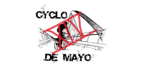 Cyclo de Mayo XIV tickets