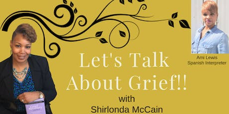 Let's Talk About Grief! (Aiken County) tickets