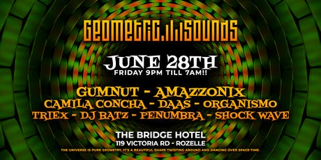 Geometric Sounds tickets