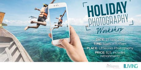 Holiday Photography Workshop tickets