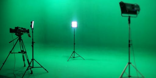 Intro to Lighting for Photo, Video, & Greenscreens