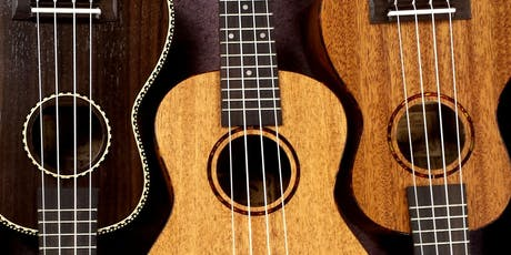 4-Week Ukulele Course for Adult Beginners (Single Class) tickets