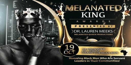 The Melanated King Awards