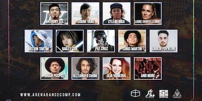 Arena Dance Camp 2019 - Pre-sale