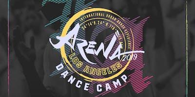 Arena Dance Camp 2019 - Flash Sale
