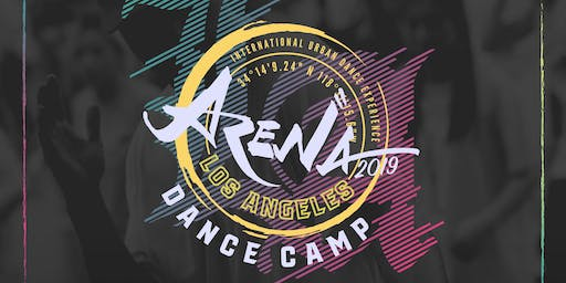 Arena Dance Camp 2019 - Flash Sale