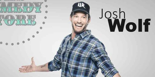Josh Wolf - Saturday - 7:30pm