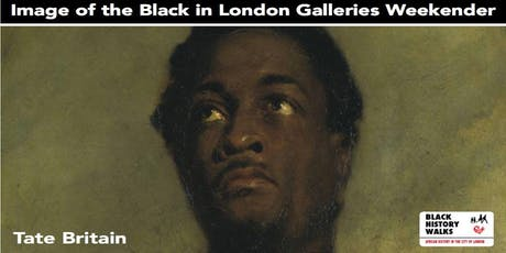 Black presence in Tate Britain tickets