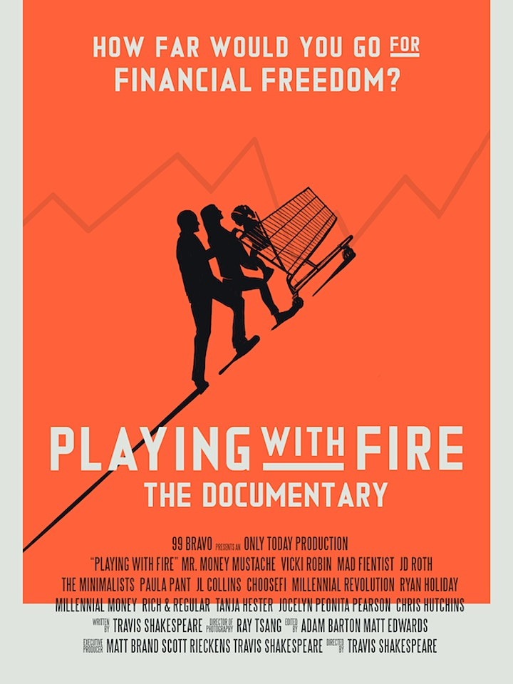 Playing with FIRE : the London movie premiere image