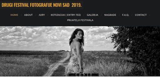 DRUGI FESTIVAL FOTOGRAFIJE NOVI SAD 2019.