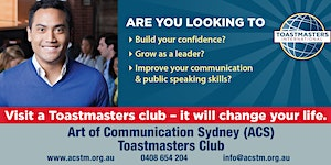 ONLINE EVENT: Art of Communication Sydney (ACS)...