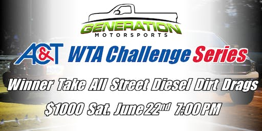 2019 WTA Challenge PICKUP TRUCK REGISTRATION
