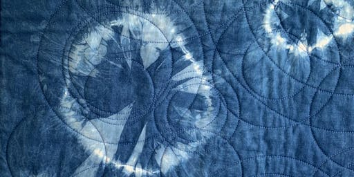Indigo Shibori Dyeing Workshop