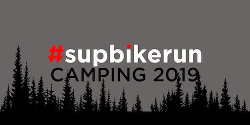 CAMPING ISLE OF PURBECK - #SUPBIKERUN - 2019