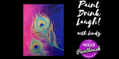 Painting Class - Feathers Fiesta - June 28, 2019 tickets