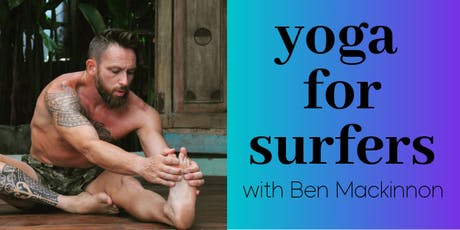 Yoga for Surfers tickets