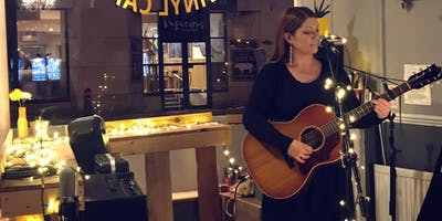 Newbald Acoustic Sessions presents Edwina Hayes