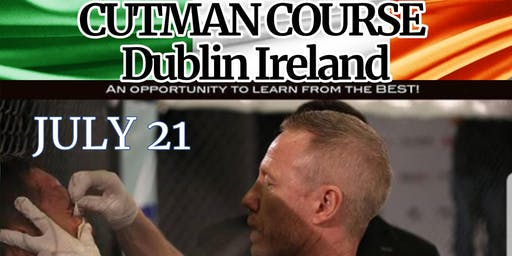 Cutman Course Dublin