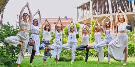 200-hour yoga teacher training in Rishikesh tickets