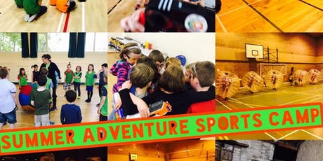 LOSSIEMOUTH SUMMER ADVENTURE SPORTS CAMP  tickets