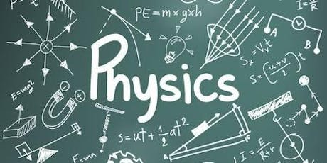 44th NI Physics Teacher's Conference 2019, Armagh tickets