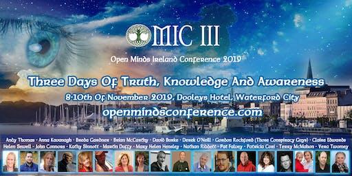 Open Minds Ireland Conference III