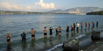Open Water Swim Coaching session