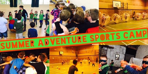 INVERNESS SUMMER ADVENTURE SPORTS CAMP FULL WEEK 12TH OF AUGUST-16TH OF AUGUST