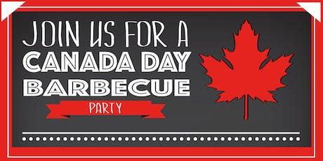 2019 Canada Day BBQ Tickets