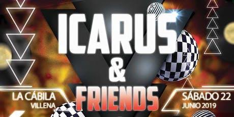 Icarus & Friends entradas