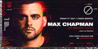 DIVIDE Present: Max Chapman & More