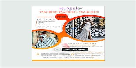 KLASSIC FASHION DESIGN ACADEMY Events | Eventbrite