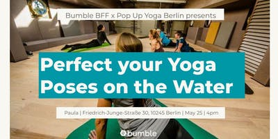 Perfect Your Yoga Poses on the Water