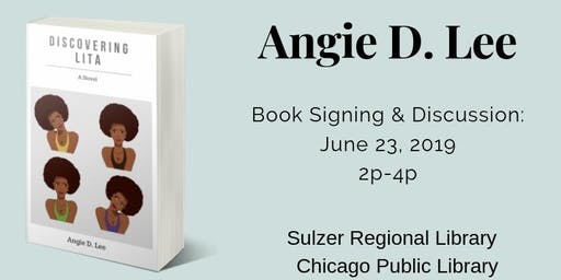 Book Signing & Discussion with Angie D. Lee