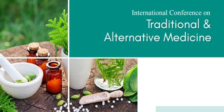 International Conference on Traditional & Alternative Medicine (PGR) biglietti