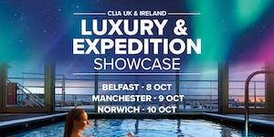 CLIA Luxury & Expedition Showcase - Norwich
