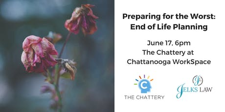Preparing for the Worst: End of Life Planning tickets
