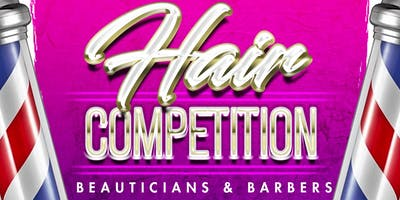 Natural Talent Hair Competition (Beauticians & Barbers)