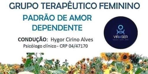 Cópia de Cópia de Grupo Terapêutico Feminino - Padrão de Amor Dependente