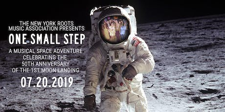 ONE SMALL STEP: A Musical Space Adventure! tickets