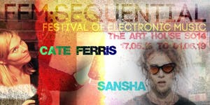 Fem:Sequential presents Cate Ferris + Sansha | Art...