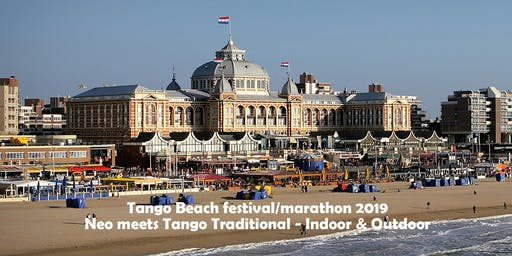 Tango Beach Festival/Marathon The Hague, Netherlands ( Option: Paypal)