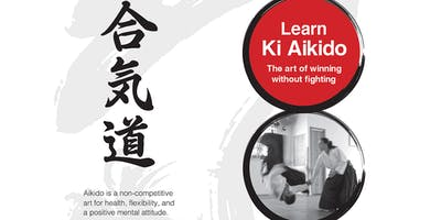 2019 Ki Aikido beginners course - autumn