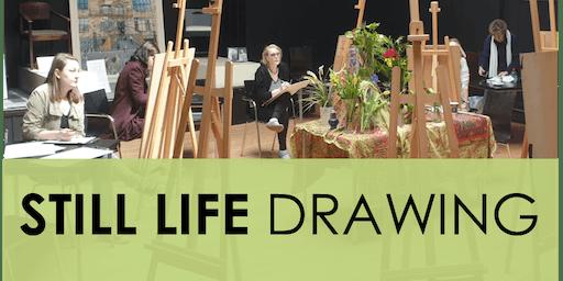 Mackintosh Still Life Drawing