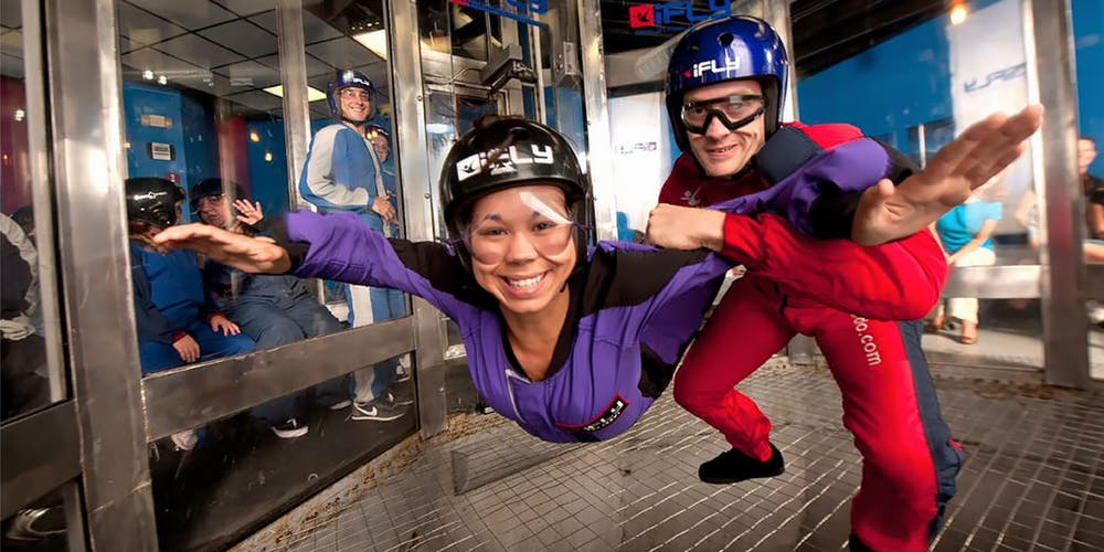iFLY Indoor Skydiving Tickets, Sat, Oct 19, 2019 at 9:00 AM